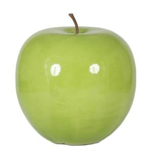 Extra Extra Large Green Apple Garden Ornament