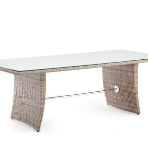 AquaMax Sandbanks 2.2m Dining Table