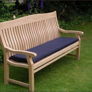 150cm Outdoor Bench Cushion. 180cm Outdoor Bench Cushion. Navy Blue