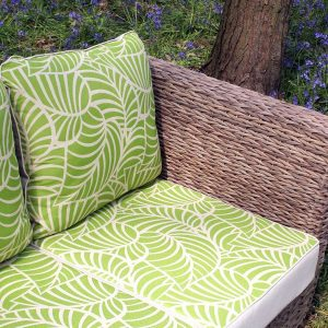 Bude Water Hyacinth Weave 2 Seat Sofa