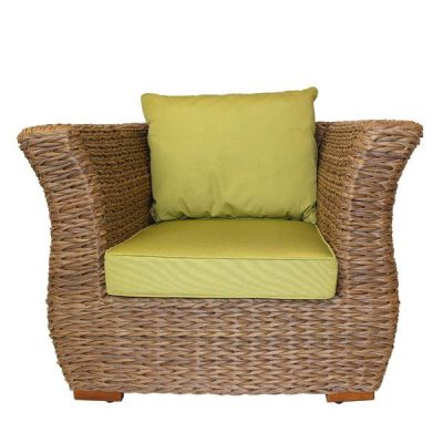 Bude Outdoor Rattan Garden Armchair. rattan outdoor chair uk