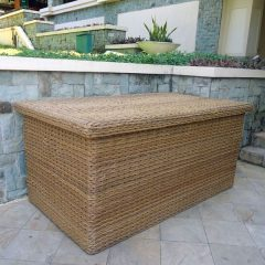 Bude Medium Outdoor Rattan Storage Box