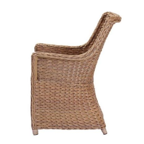 Bude Outdoor Rattan Dining Chair