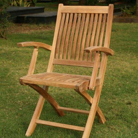 Gainsborough Folding Teak Chair
