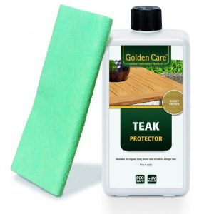 Golden Care Honey Brown Teak Protector 1 litre