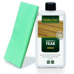 Golden Care Invisible Teak Furniture Shield