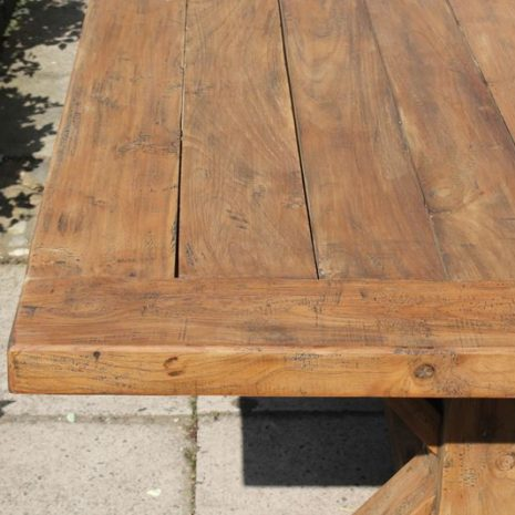 Hockney Reclaimed Teak Rectangular Table