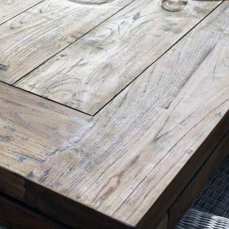 Lowry Reclaimed Teak 2.8m Rectangular Table