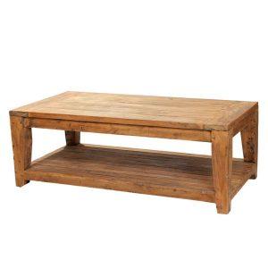 Lowry Reclaimed Teak Rectangular Coffee Table