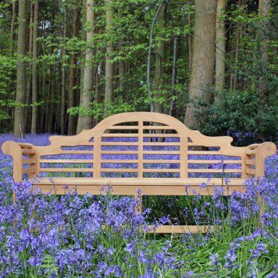 Lutyens Classic 4 Seater Garden Bench