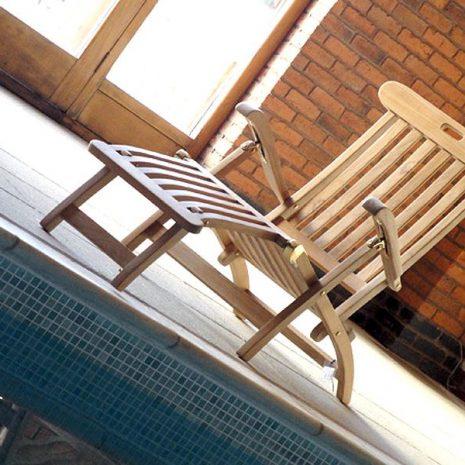 Pacific Steamer Chair