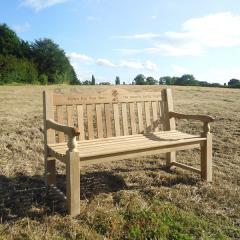 Rossetti 150cm Teak Garden Bench