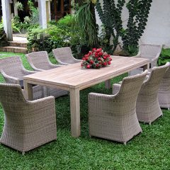 Scarborough Rattan Chair Set