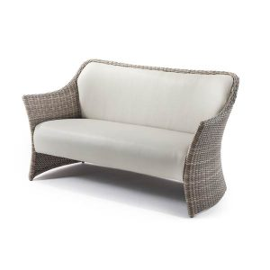 AquaMax Sandbanks Rattan  2 seater sofa