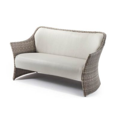 AquaMax Sandbanks Rattan  2 seater sofa