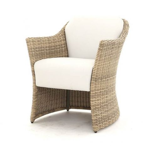 Sandbanks AquaMax Outdoor Rattan Garden Armchair. Rattan outdoor chair