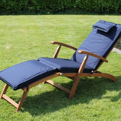 Outdoor Steamer Chair Cushion
