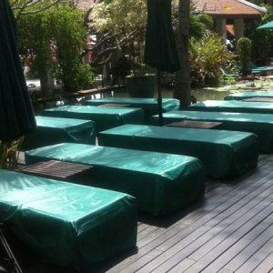 Heavy Duty Waterproof Sun Lounger Cover