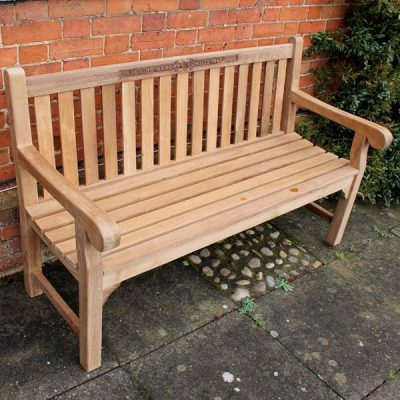 Wordsworth 1.5m Teak Bench