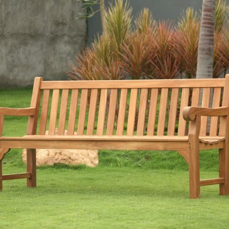 Wordsworth 1.8m Teak Bench