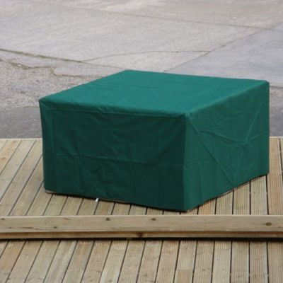 Heavy Duty Waterproof 134cm Cube Square Table Cover