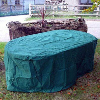 Heavy Duty Waterproof 250cm Rectangular Table Cover. Heavy Duty Waterproof 2m Rectangular Table Cover