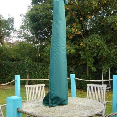 Heavy Duty Waterproof Garden Parasol Cover