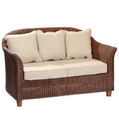 Alcester 6-Piece Soft Java Rattan Suite