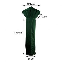 Heavy Duty Waterproof Patio Heater Cover