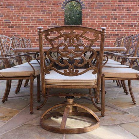 Monte Carlo 260cm Rectangular Table
