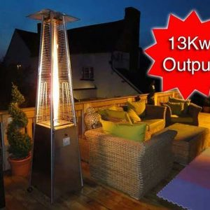 Tambora Patio Gas Heater