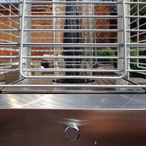Tambora Gas Patio Heater
