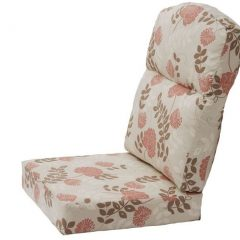 Tavistock terracotta cushions