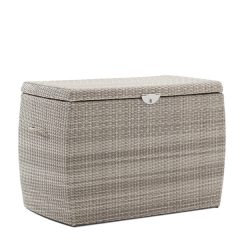 AquaMax Large Outdoor Garden Rattan Storage Box Cushion Box . Garden rattan furniture