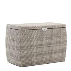 AquaMax Large Outdoor Garden Rattan Storage Box Cushion Box . Garden rattan furniture