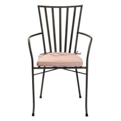 Grace Aluminium Armchair