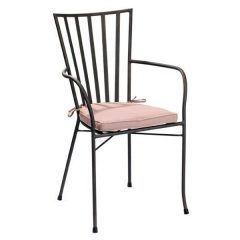 Grace Stackable Aluminium Garden Armchair