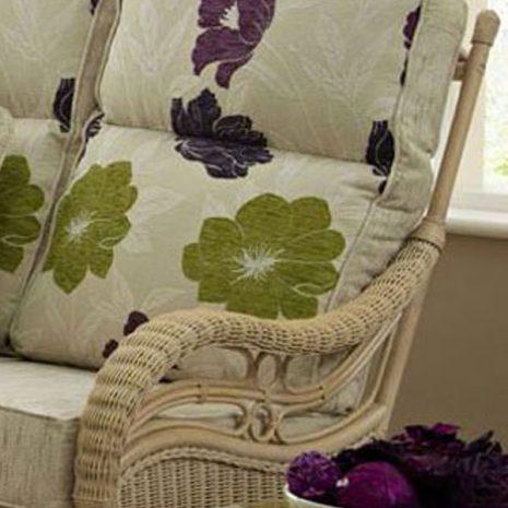 Ludlow 2-seater sofa detail