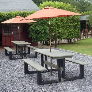 Orwell 180cm Eco Picnic Table