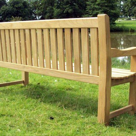 Shelley FSC 150cm Bench 8
