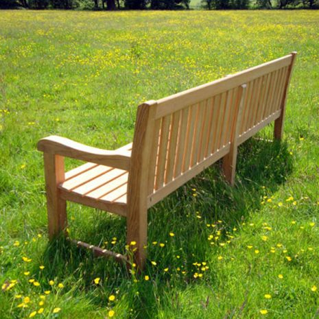 Shelley FSC 2.4m Bench