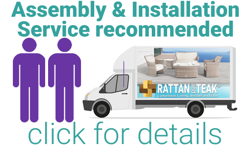 Rattan and Teak Assembly And Installation Services