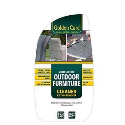 Golden Care Outdoor Furniture Cleaner & Stain remover 750ml
