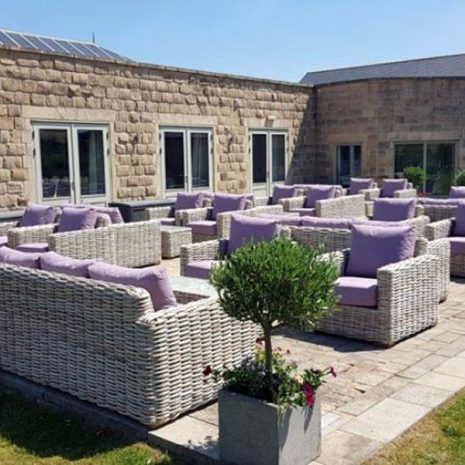 Poole Outdoor Rattan Garden Furniture