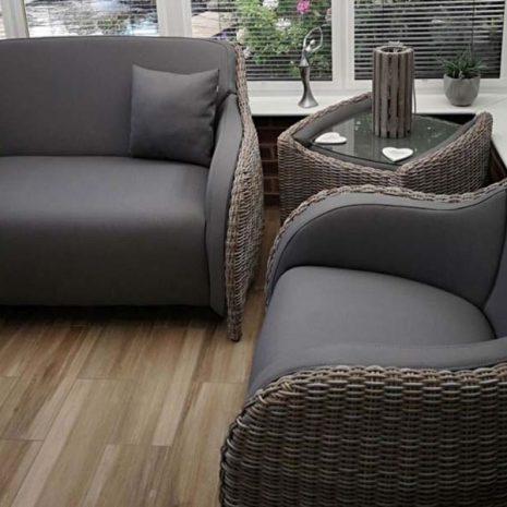 AquaMax Garden Lounge Suite Dartmouth Outdoor Rattan