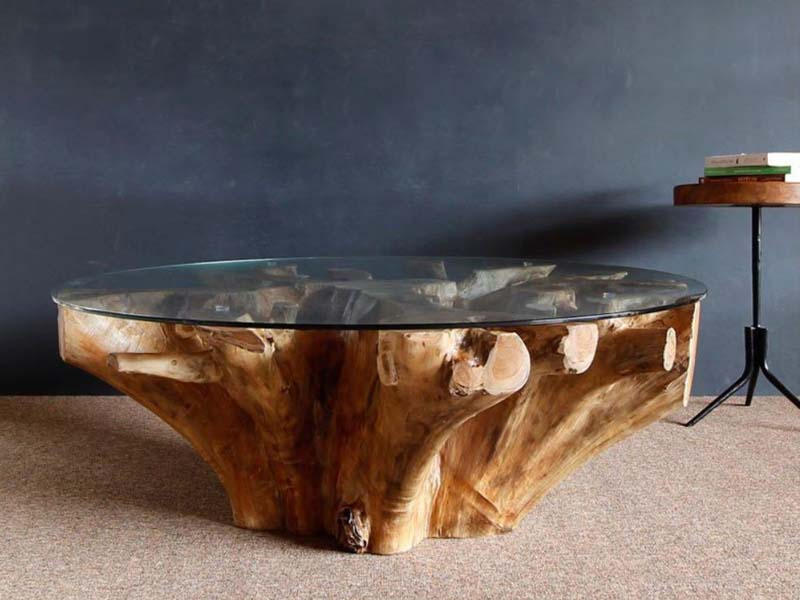 Prime Kipling Reclaimed Teak Root Round Coffee Table Glass Top Download Free Architecture Designs Scobabritishbridgeorg