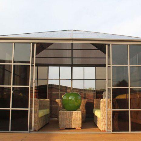 Karoo Large Screen House Gazebo