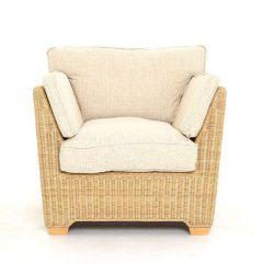 Skipton Natural Rattan Armchair