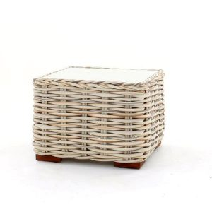 Poole Outdoor Rattan Side Table