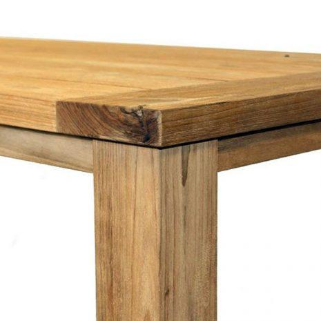 Tennyson 200cm Rectangular Sustainable Teak Table